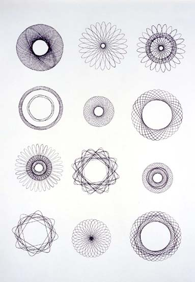 スピログラフ解説へ